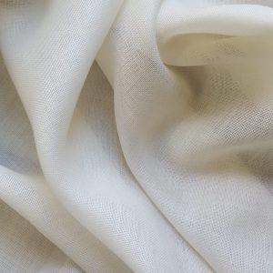 Wool gauze fabric